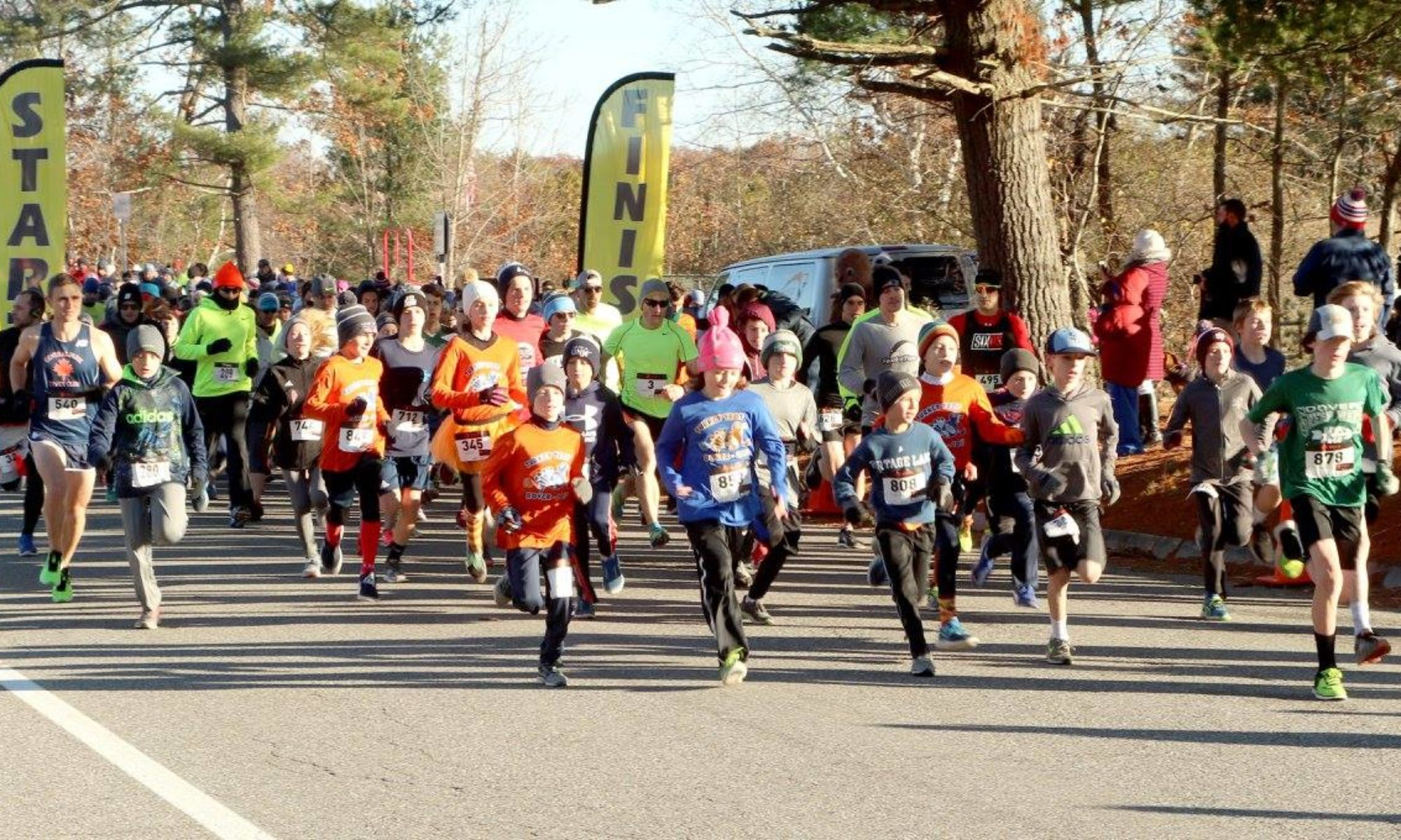 Dover Turkey Trot